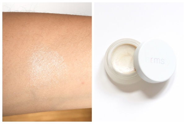 RMS Beauty Living Luminizer swatch