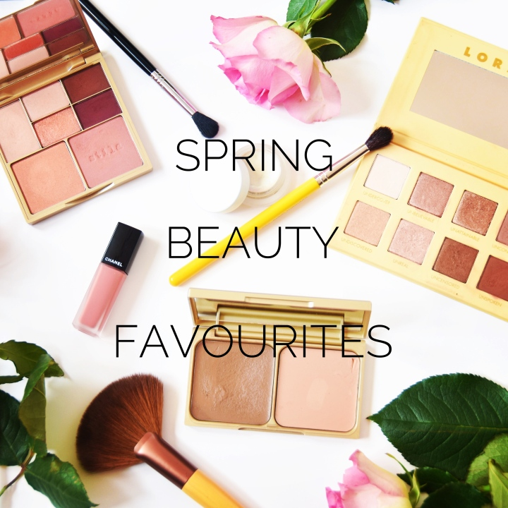 Spring Beauty Favourites