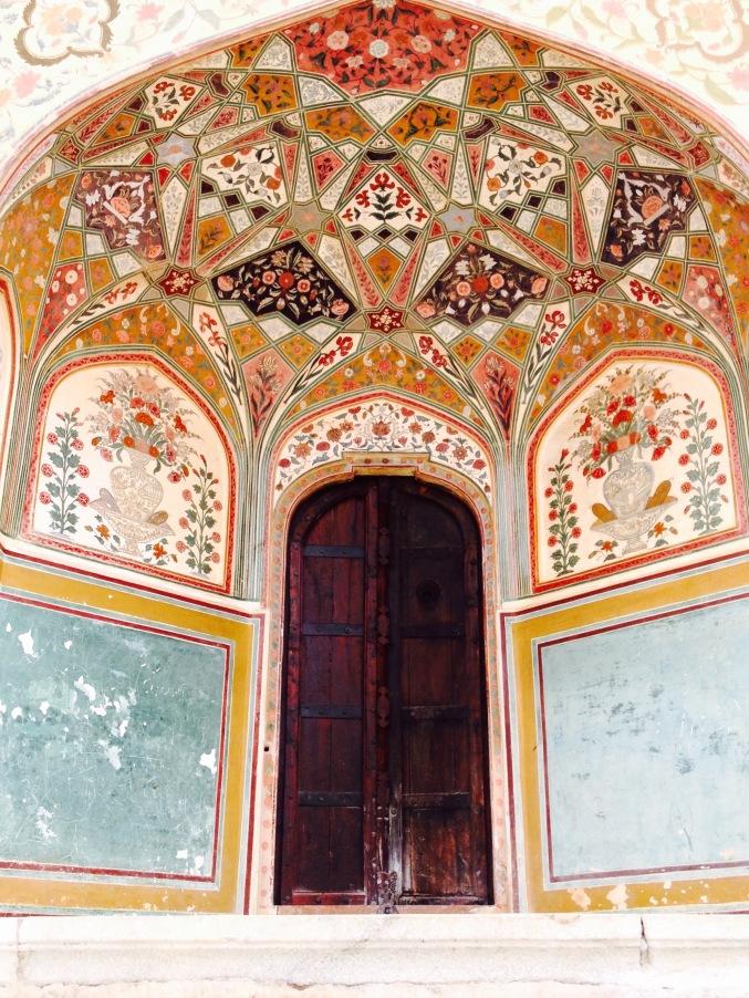 India mosaic travel architecture