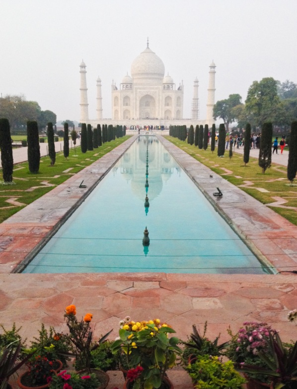 India Taj Mahal travel