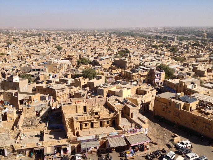 India travel cityscape