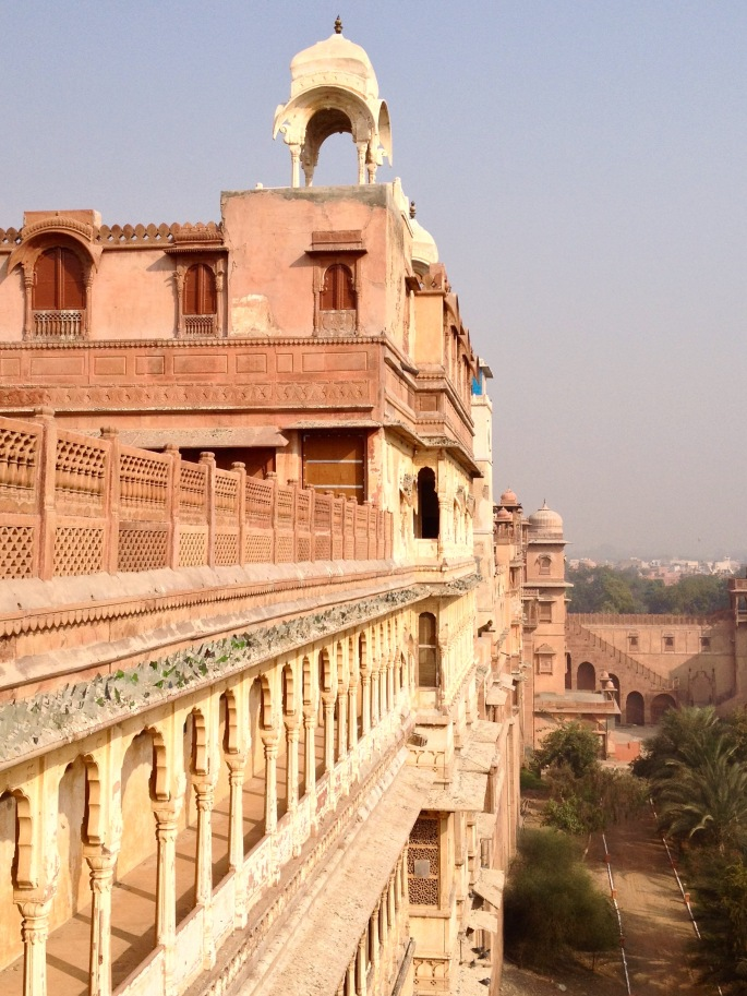 India travel fort palace 2