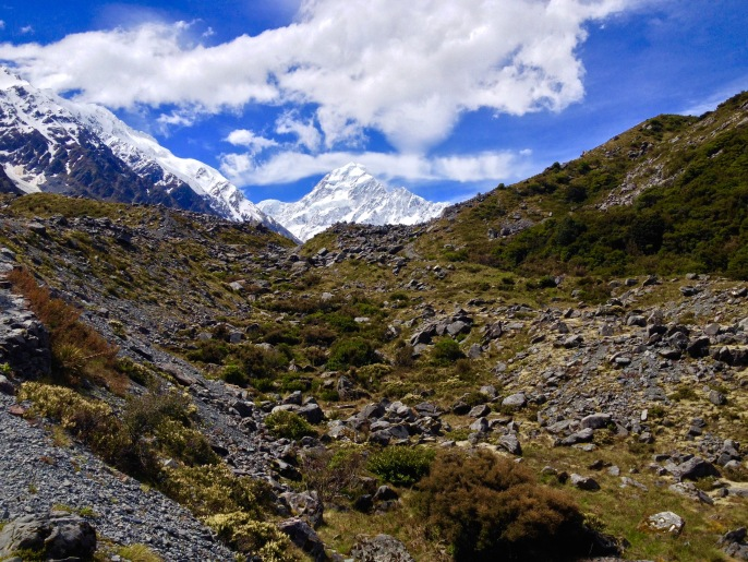 New Zealand Mount Cook travel