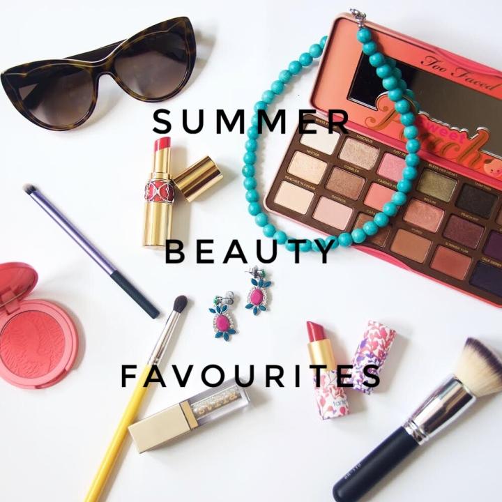 Summer Beauty Favourites