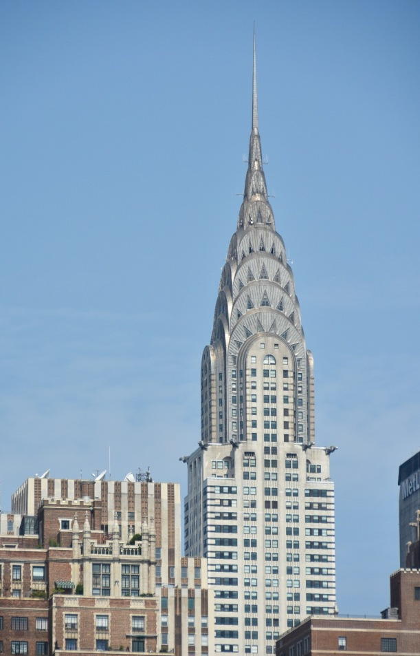 Chrysler Building New York City Manhattan travel