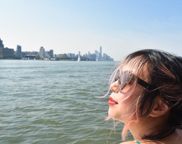 New York City Manhattan Hudson River cruise travel