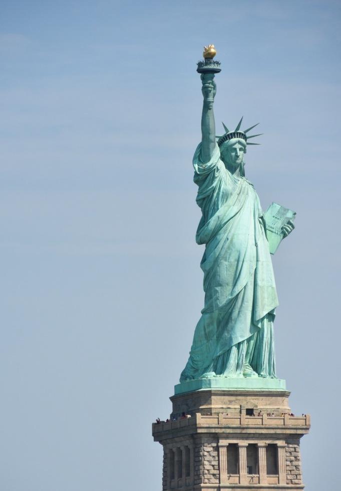 Statue of Liberty New York City Ellis Island travel