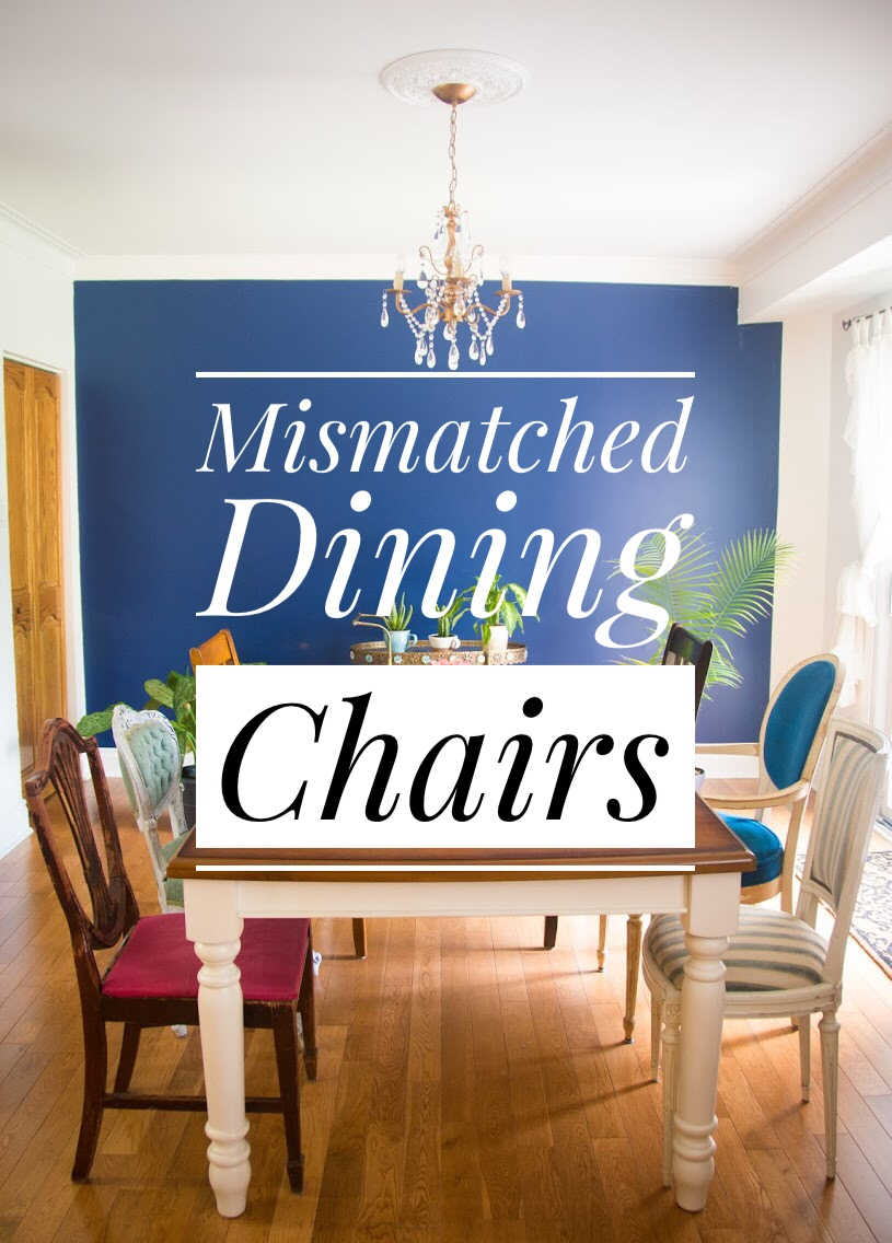 In My Opinion, Buying A Dining Table Without A Set Of Matching Chairs Is An  Ideal Opportunity To Elevate Your Home Decor Game. Iu0027ve Already Mentioned  This ...