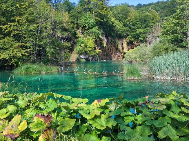 Croatia Plitvice Lakes hike travel