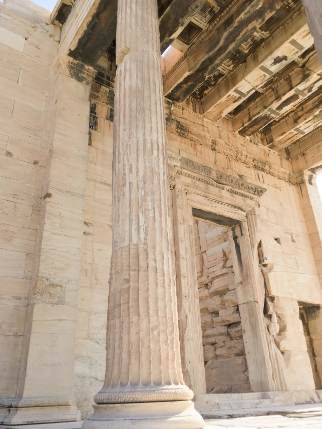 Greece Athens travel Acropolis temple