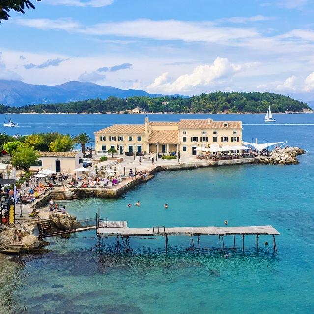 Greece Corfu travel old town (1)