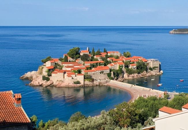 Montenegro Sveti Stefan travel