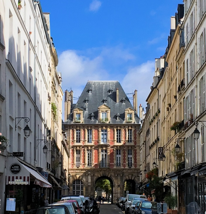 Paris travel Le Marais 2