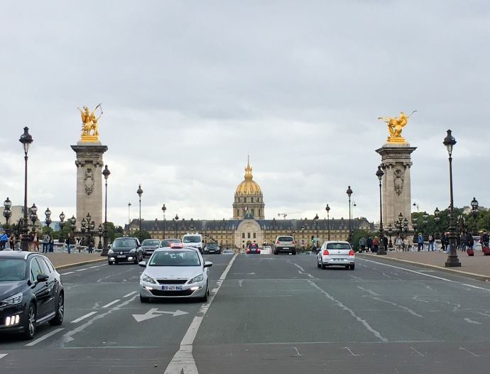 Paris travel Pont Alexandre III Bridge 4