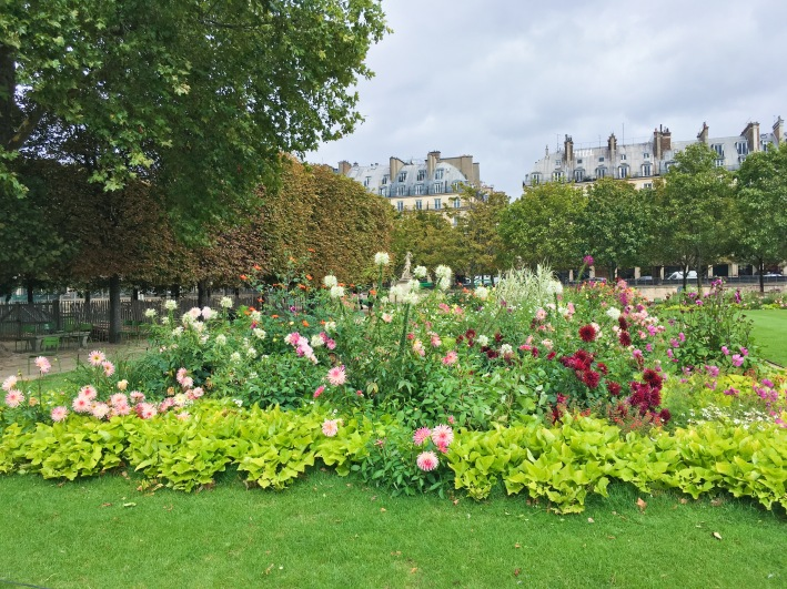 Paris travel Tuileries Garden
