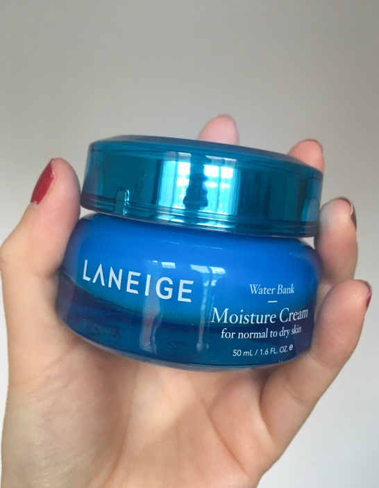 Laneige Water Bank Moisture Cream Sephora VIB sale haul