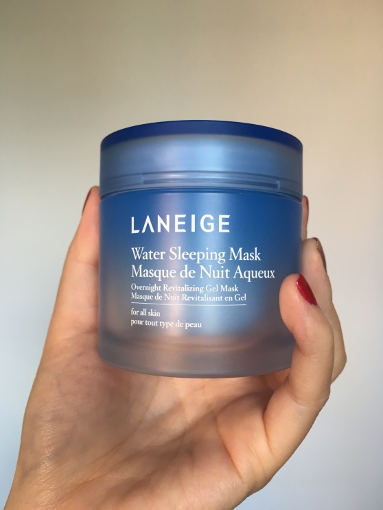 Laneige Water Sleeping Mask Sephora VIB sale haul