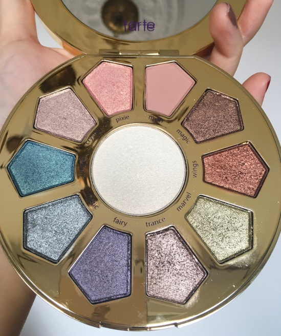 Tarte Make Believe In Yourself palette Sephora VIB sale haul