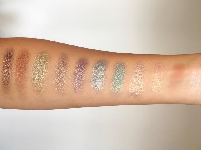 Tarte Make Believe In Yourself palette swatch Sephora VIB sale haul