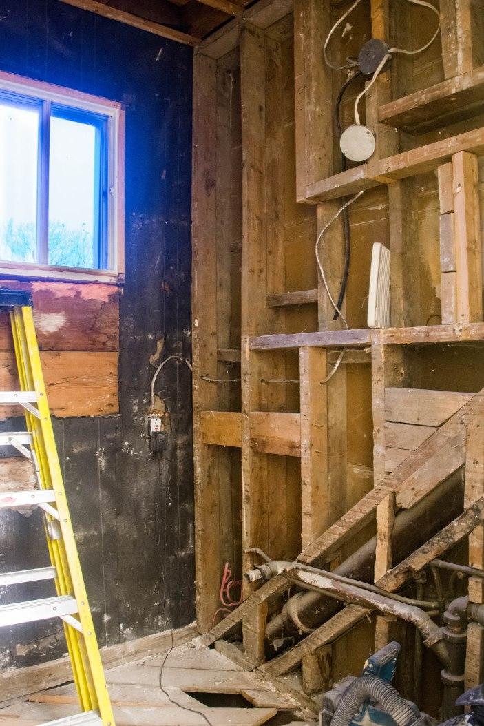 bathroom remodel renovation Tecto Inc 1
