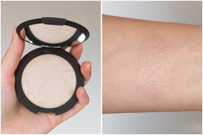 Montreal beauty fashion lifestyle blog blogger Sephora VIB sale haul Becca Shimmering Skin Perfector Pressed Highlighter Opal swatch