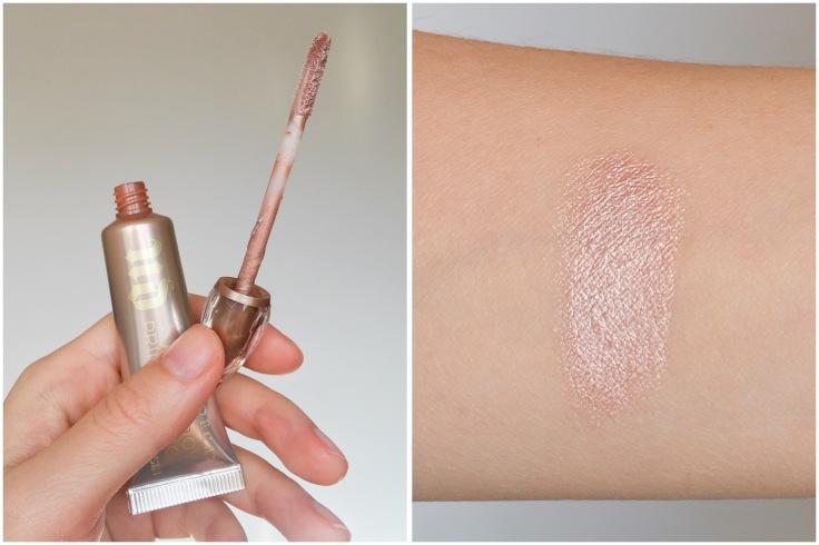 Montreal beauty fashion lifestyle blog blogger Sephora VIB sale haul Urban Decay Eyeshadow Primer Potion in Sin swatch