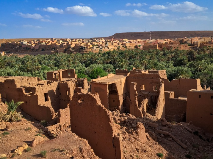 abandoned village Kasbah Morocco travel Montreal lifestyle fashion beauty blog