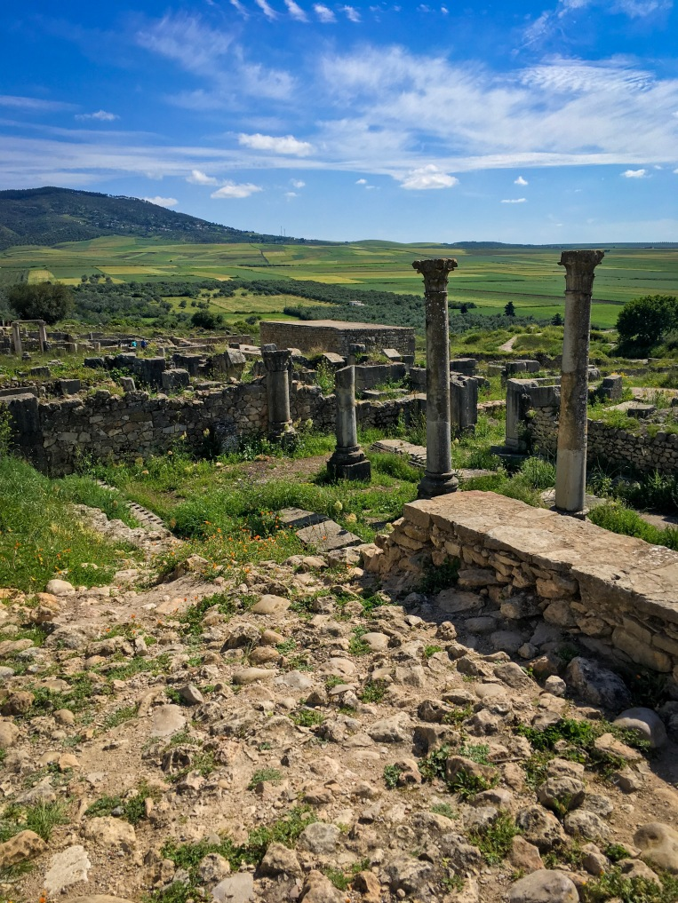 Volubilis Morocco travel Montreal lifestyle fashion beauty blog