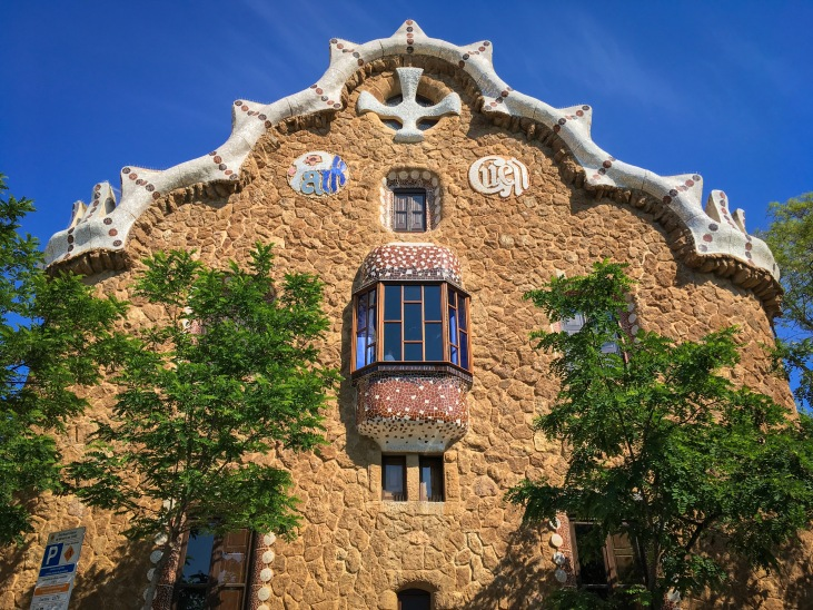 Barcelona Gaudi Park Guell Spain travel Montreal lifestyle fashion beauty blog 2